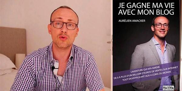 Aurelien Amacker creador de Systeme IO